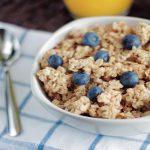 Schweeet Blueberry Flapjacks