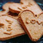 schweeet almond biscuit